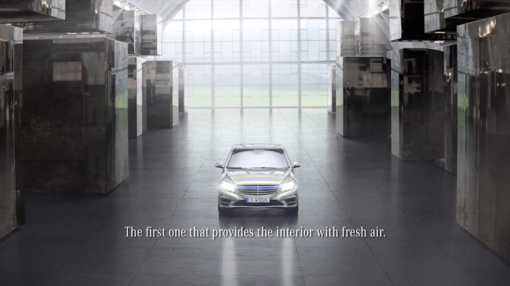 133 Fresh Air Ad Released For 2014 Mercedes Benz S Class