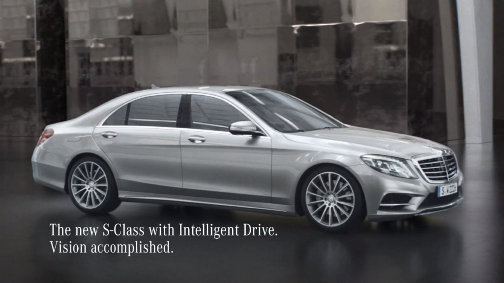 134 How To Lead Ad For 2014 Mercedes Benz S Class Released
