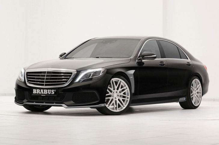 137 Tuning Program For 2014 Mercedes Benz S Class Announced By Brabus