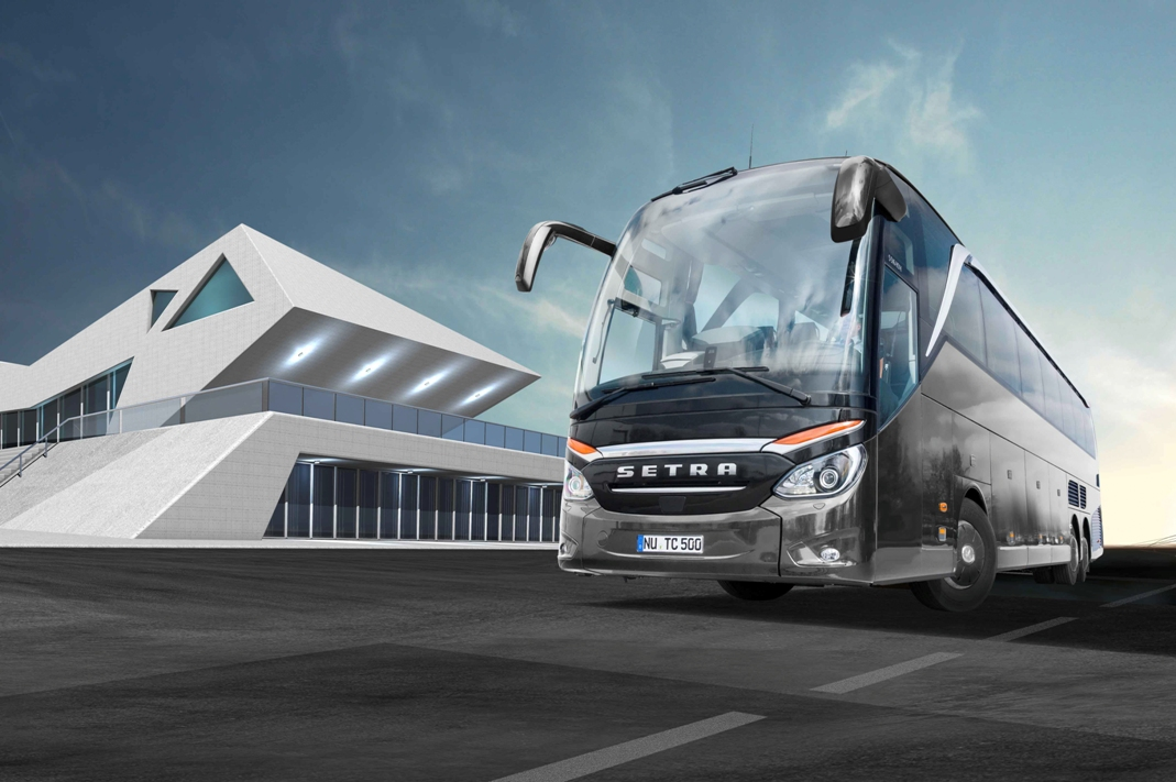 14 Latest TopClass 500 Touring Coach Unveiled Recently
