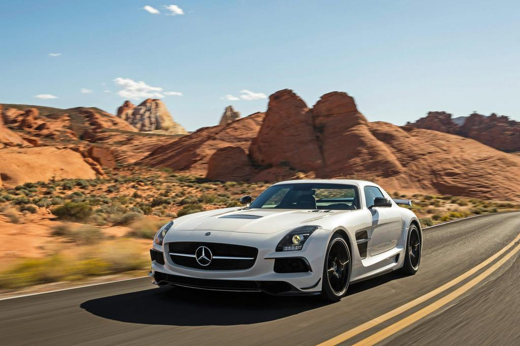 141 Price Tag For C63 AMG Edition 507 and SLS AMG Black Series Announced