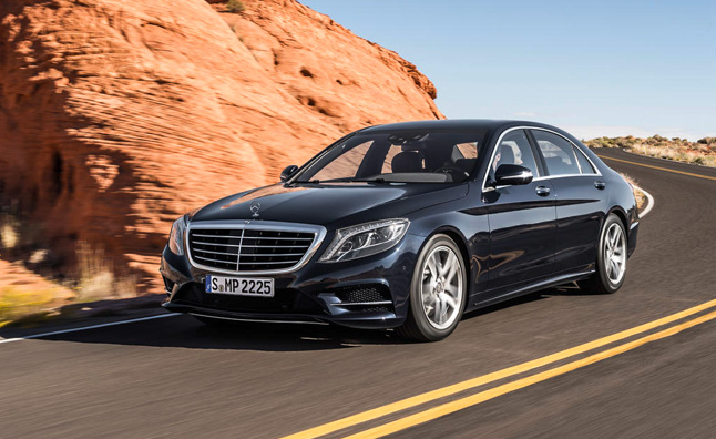 19 Mercedes Benz S500 Plug In Hybrid Set To Go To Frankfurt