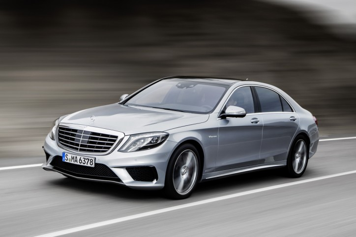 2014 S63 AMG 4MATIC 09 724x482 S65 AMG To Launch In Los Angeles This November?