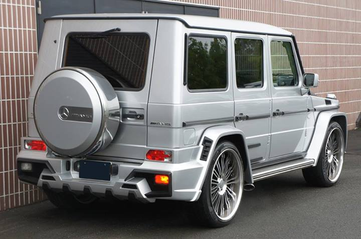 Mercedes Benz G55 Amg Tuned By Wald International HD Wallpapers Download free images and photos [musssic.tk]