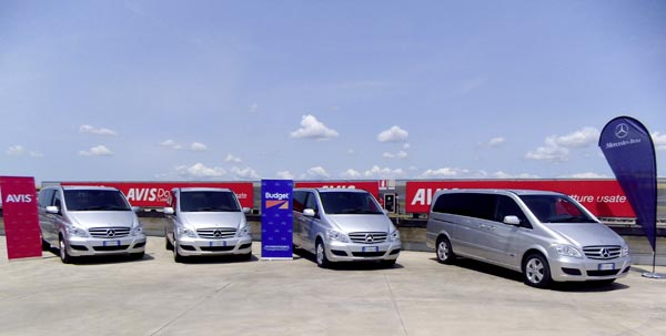 Avis Gets 620 Mercedes Benz Vans for Rental Service 620 Mercedes Benz Vans Ordered by Avis Budget Group