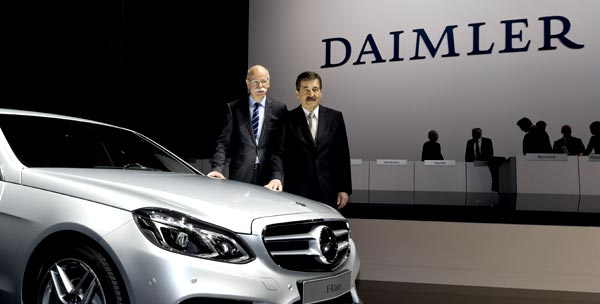 Daimler Stocks Gain after Q2 Earnings Report Daimler Stocks Gain After Posting Q2 Earnings