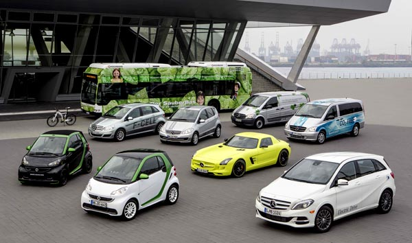Daimler tops Germany in Electric Cars for first half 2013 Daimler is Top Electric Car Seller in Germany for First Half 2013