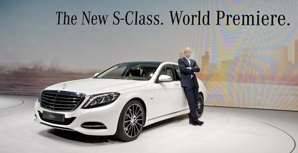 Dr Dieter Zetsche Daimler AG Mercedes Benz Cars Daimler Chair, Mercedes Benz Cars Chief Buys 22,000 Daimler Shares