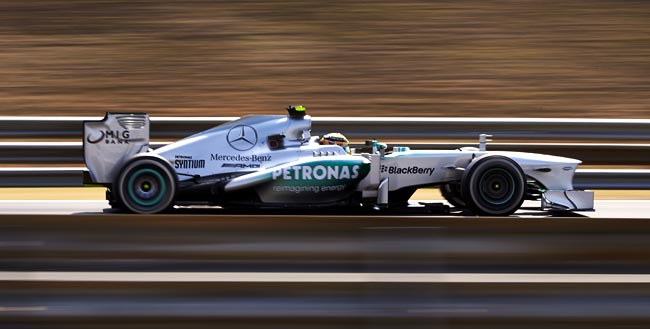 F1 2013 Hungarian GP Lewis Hamilton Pole Position Mercedes AMG Petronas [F1] Lewis Hamilton Grabs Hungarian GP Pole Position