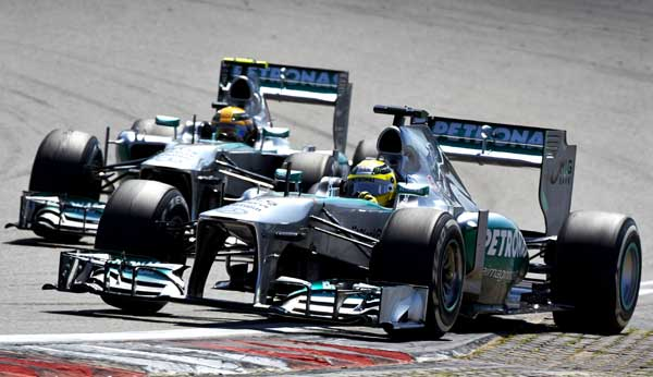 F1 Mercedes AMG Petronas Waiting for Young Driver Test Reprieve [F1] Mercedes Still Hoping to Get Some Run at Young Driver Test