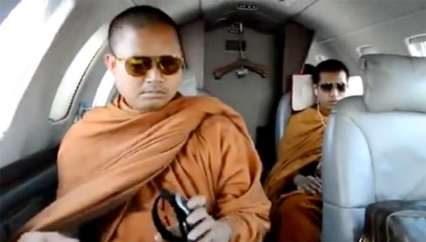 Luang Pu Nenkham Allegedly Splurged on 3M Worth of Mercedes Benz Cars from 2009 to 2011 Monk Splurged on $3M Worth of Mercedes Benz Cars Over 2 year Span