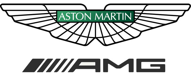 Mercedes Benz AMG Partners with Aston Martin Mercedes AMG to Supply Aston Martin with Engines and Electric/Electronic Components