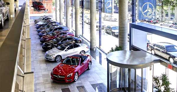 Mercedes-Benz-Dealerships