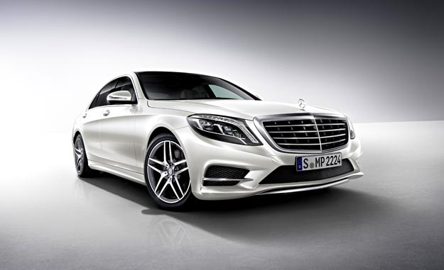 Mercedes Benz Genuine Accessories for New S Class New S Class Gets Genuine Accessories and Mercedes Benz Collection