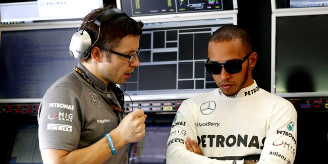 Mercedes F1 Lewis Hamilton Worried over Young Driver Test Ban [F1] Lewis Hamilton Worried Over Young Driver Test Ban