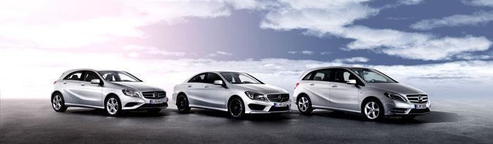 New-A-Class-B-Class-CLA-Class-Models
