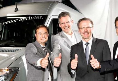 Production-of-New-Mercedes-Benz-Sprinter-Starts-at-Dusseldorf-Facility