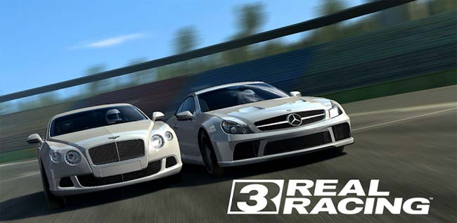 Real Racing 3 Mercedes Benz Prestige Update Real Racing 3 Update Adds Mercedes Benz Vehicles to Mobile Game