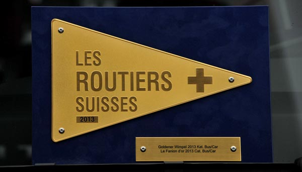 Setra Wins Swiss Camion Reader Survey Golden Pennant Award Setra Bags Golden Pennant Award in Swiss Camion Reader Survey