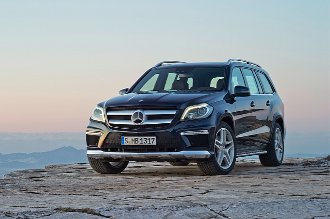 1 Mercedes Benz GLC Coupe Reportedly Being Developed