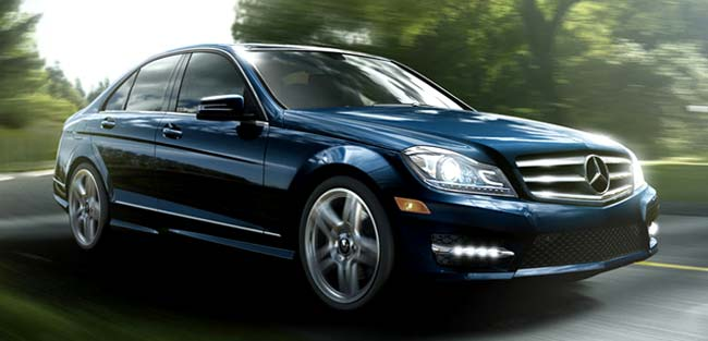 Mercedes Benz C Class Mercedes Benz C Class Most Frequently Stolen Luxury Car, Says Insurance Group Report