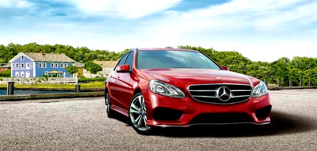 Mercedes Benz E Class Mercedes Benz Posts Record July Sales