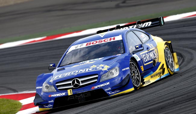 Mercedes Benz Gary Paffett Fifth in Inaugural Moscow Raceway DTM Race Paffett Finishes Fifth in Inaugural DTM Race in Moscow