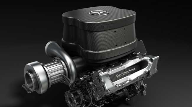 Mercedes Benz V6 Engine 2014 Will F1 2014 Engine Regulations Catapult Mercedes to the Lead