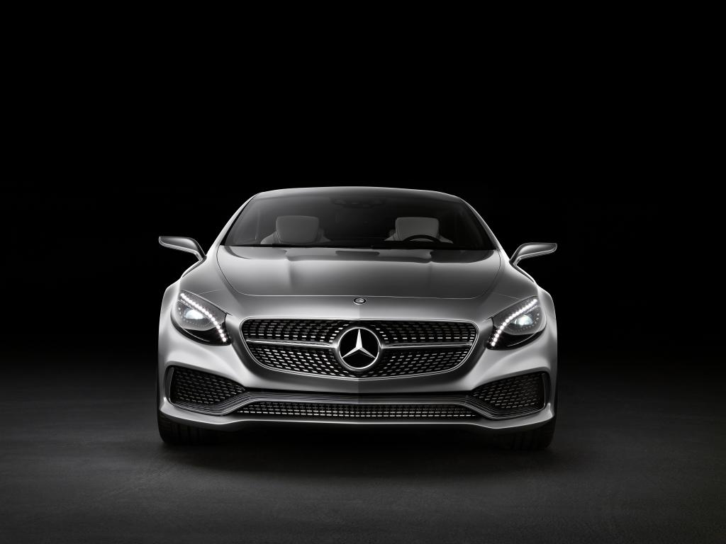 Mercedes Benz Concept S Class Coupe 04 Mercedes Looking to Make Electric S Class Cars