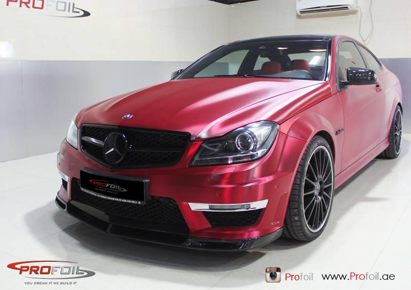 Mercedes Benz C63 Amg Spruced Up Benzinsider Com A
