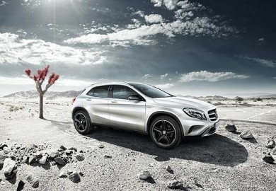 Mercedes-Benz-GLA-Edition-1