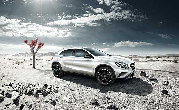 Mercedes Benz GLA Edition 1 Mercedes Benz GLA Edition 1 Joins Launch Lineup