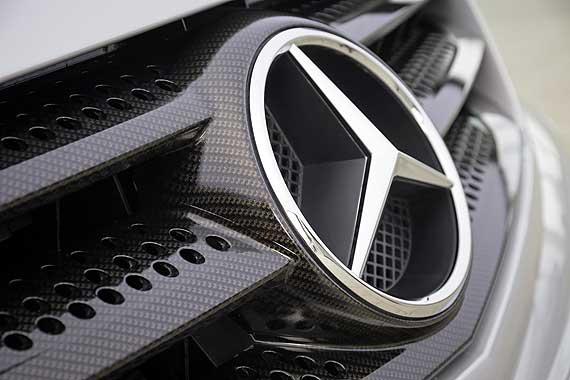 Mercedes Benz Emblem Logo Benzinsider Com A Mercedes