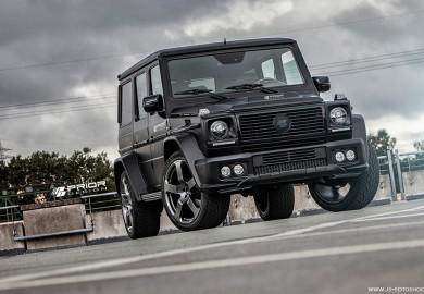 Prior Design G-Class body kit