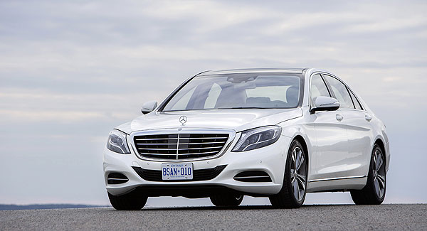 Mercedes Benz S Class Mercedes Benz Recognized in Vehicle Satisfaction Awards