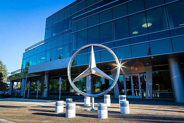 Mercedes Benz Sunnyvale research and development New Mercedes Benz R&D Center Opens in Sunnyvale, California