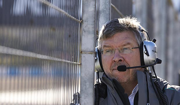 Ross Brawn steps down as Mercedes AMG Petronas chief Ross Brawn to step down as Mercedes AMG Petronas team principal