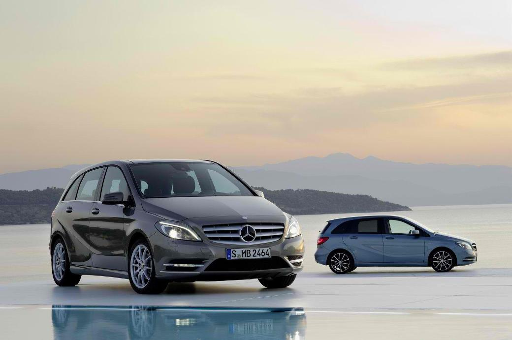 233 Mercedes Benz B Class Surpass One Million Unit Level