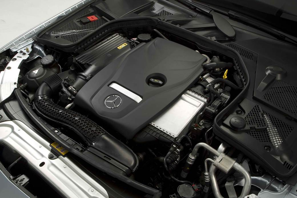 Latest Engine Configurations For Mercedes Benz C Class Revealed