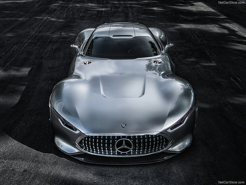 420 Mercedes Benz AMG Vision Gran Turismo To Be Offered In The Market