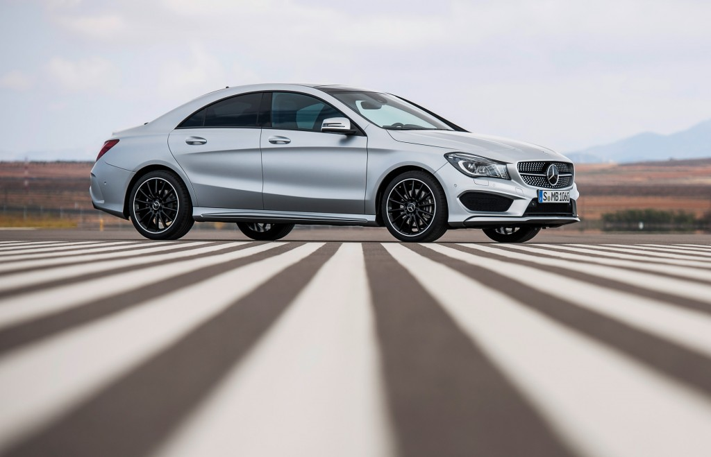 CLA Class Tight Supply of CLA Class Cars in US this 2014 is Expected