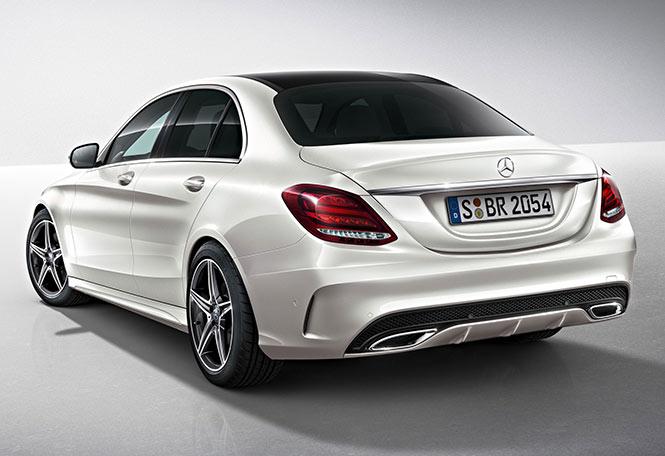 Mercedes 2014 C-Class AMG Sport 1