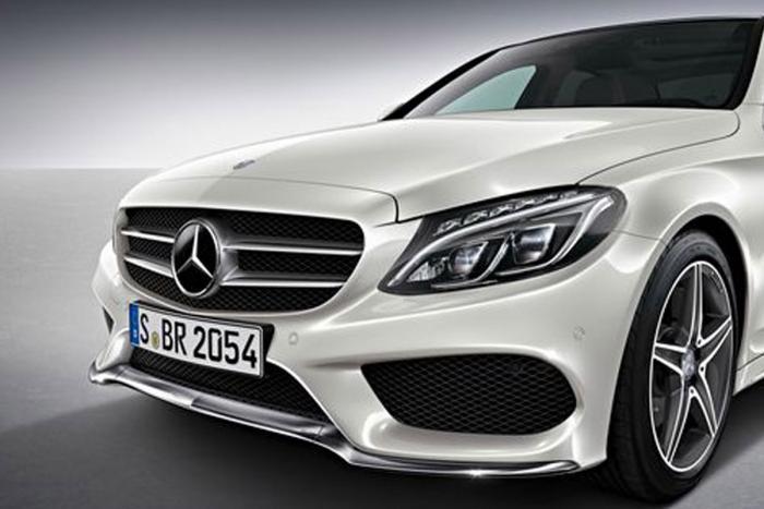 Mercedes 2014 C-Class AMG Sport 2