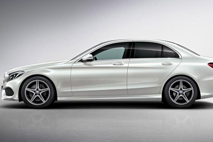 Mercedes 2014 C-Class AMG Sport 3