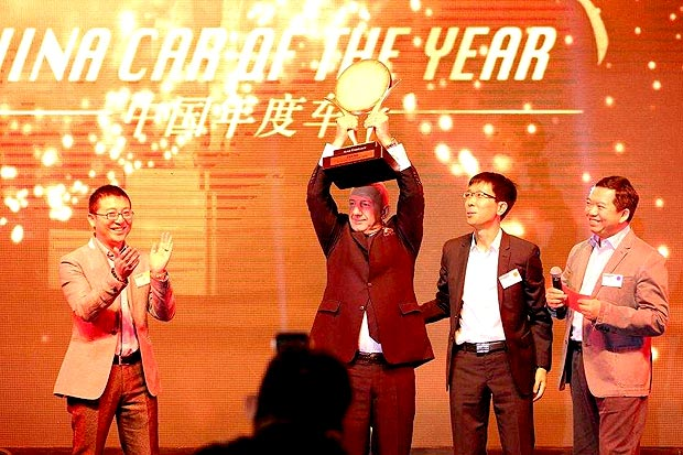 Mercedes Benz S Class China Car of the Year 2014 Mercedes Benz S Class is Inaugural China Car of the Year