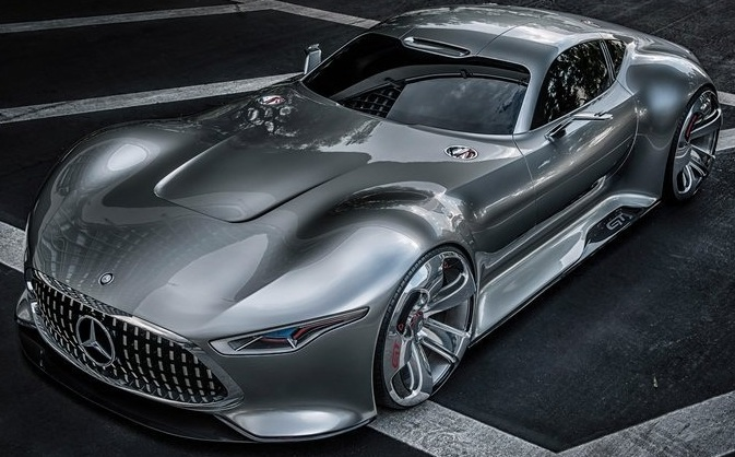Mercedes Benz Vision GT1 J&S Reveals Plans to Build Mercedes Benz Vision GT