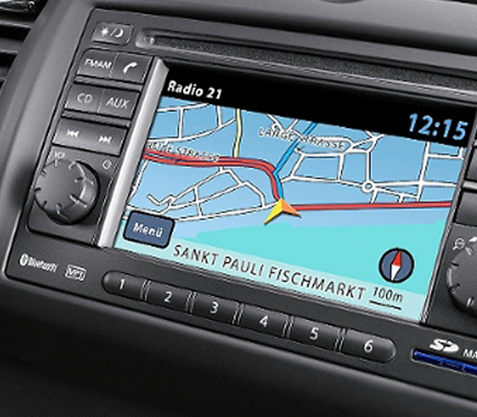 infotainment system Too Much is Not Always a Good Thing with the Infotainment System