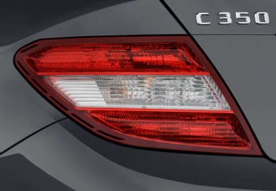 Mercedes C-Class Cars Tail Light Issues