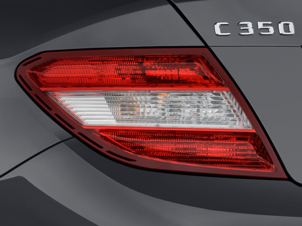 mercedes tail light problems 284,000 Mercedes C Class Cars Subject for Recall