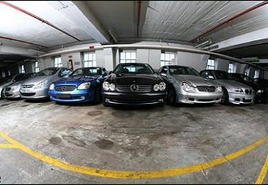 stolen mercedes cars